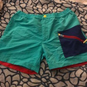 Chubbies shorts- size L